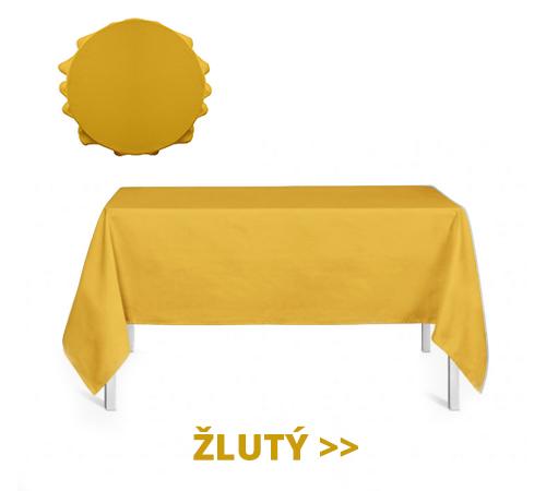 ubrus-zluta